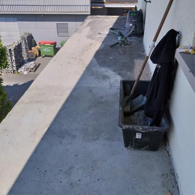 Before-Balkone