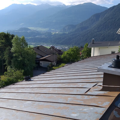 Before-Abdichtungen Dächer
